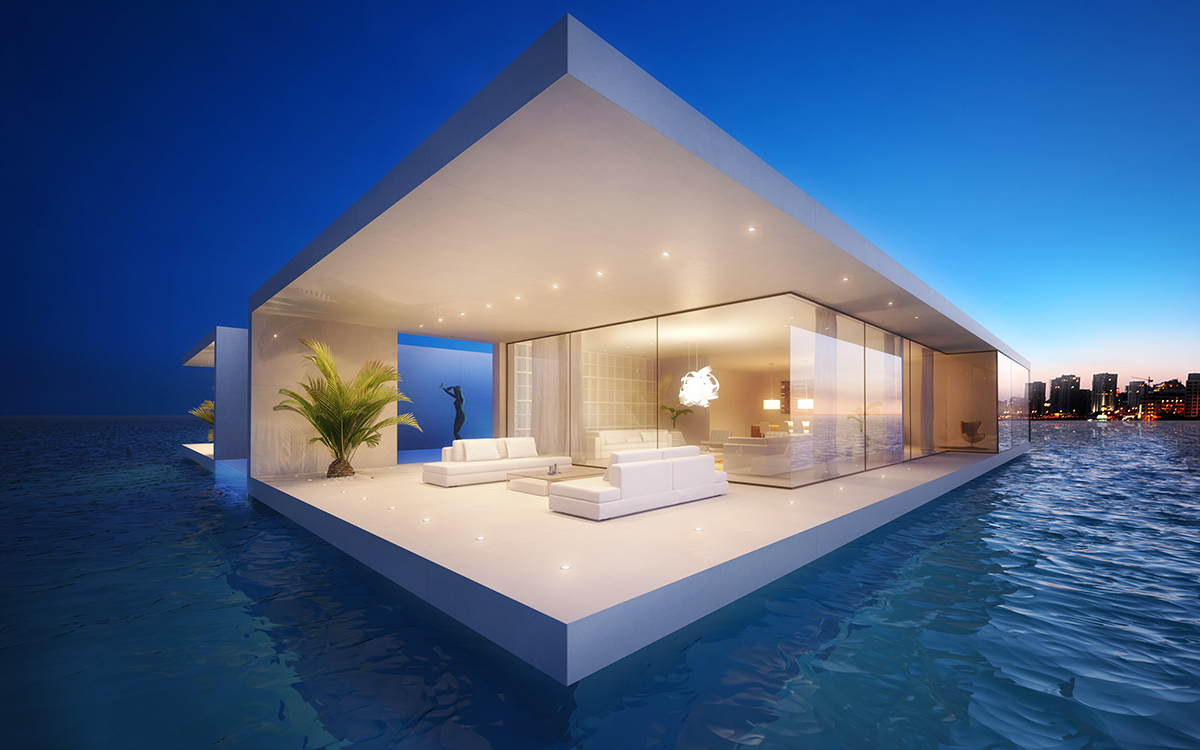 Floating House Beirut Kadesign